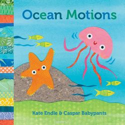 Ocean Motions book
