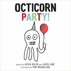 Octicorn Party! book