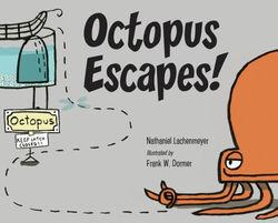 Octopus Escapes! book