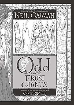 Odd and the Frost Giants book