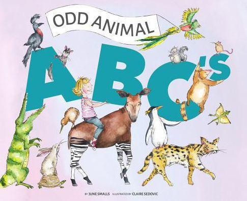 Odd Animal Abc's book