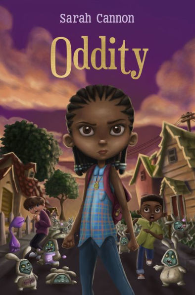 Oddity book