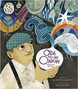 Ode to an Onion book