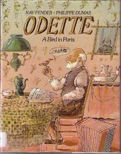 Odette: A Bird in Paris book