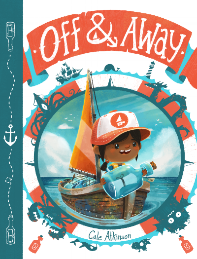 Off & Away book