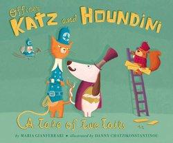 Officer Katz and Houndini Book