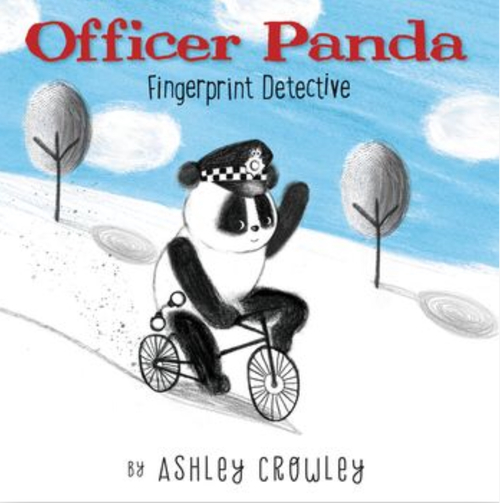 Officer Panda: Fingerprint Detective book