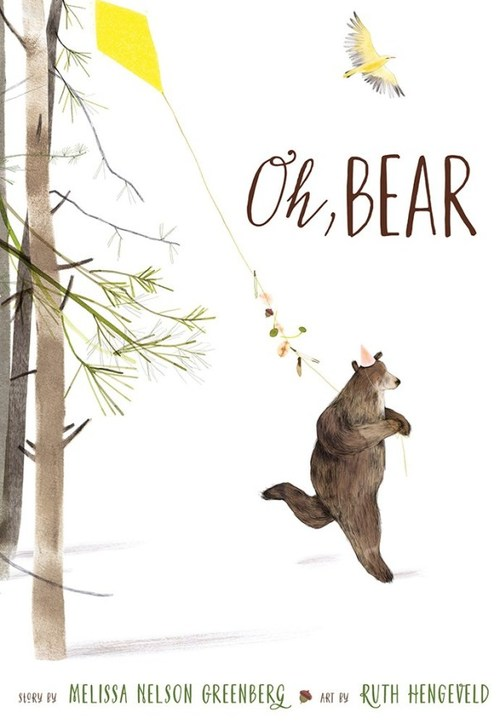 Oh, Bear Book