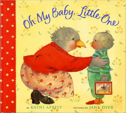 Oh My Baby, Little One book