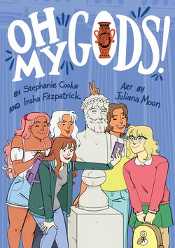 Oh My Gods! book