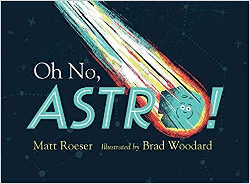 Oh No, Astro! book
