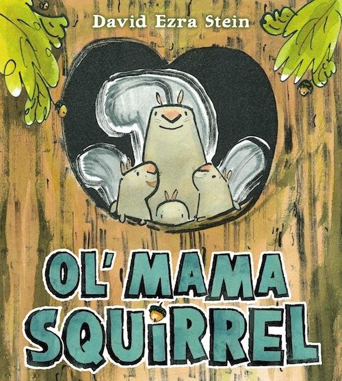 Ol' Mama Squirrel book