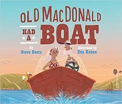 Old MacDonald Had a Boat book