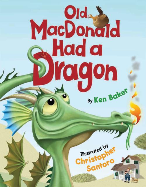 Old MacDonald had a Dragon book