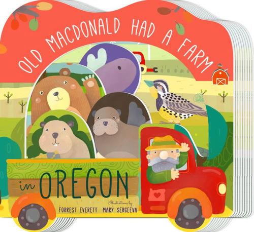 Old MacDonald Had a Farm in Oregon book