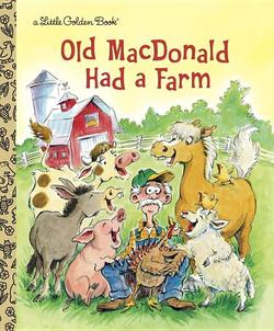 Old MacDonald Had a Farm book