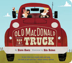 Old MacDonald Had a Truck book
