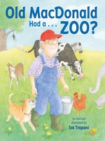 Old Macdonald Had A... Zoo? book