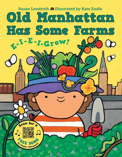 Old Manhattan Has Some Farms book