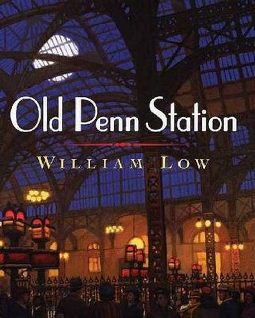 Old Penn Station book