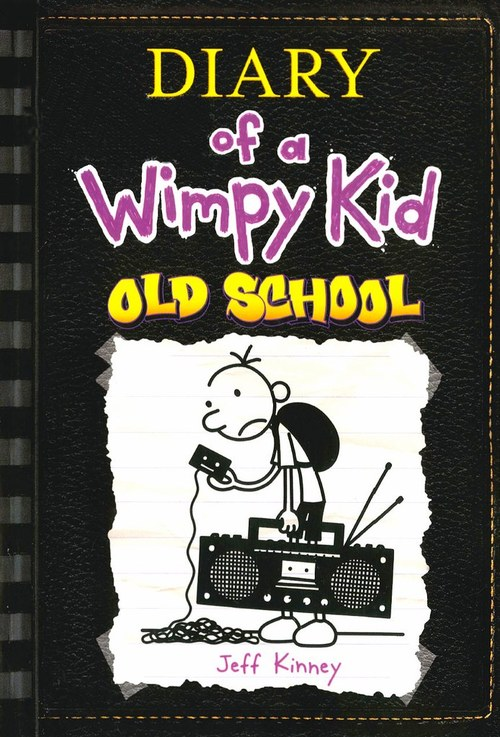 Old School book