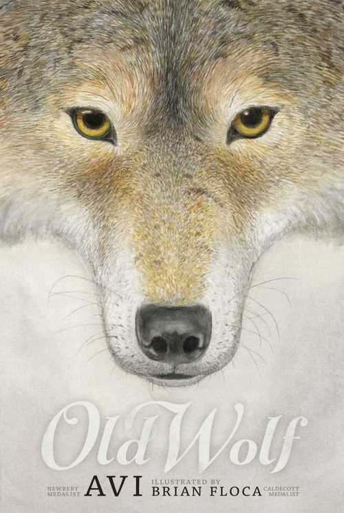 Old Wolf book