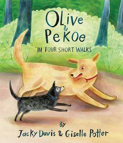 Olive & Pekoe book