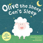 Olive the Sheep Can't Sleep book
