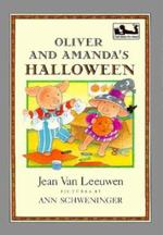 Oliver and Amanda's Halloween book