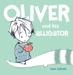 Oliver and his Alligator book