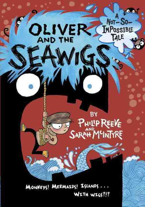Oliver and the Seawigs Book