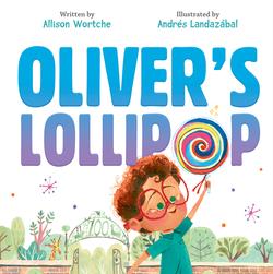 Oliver's Lollipop book