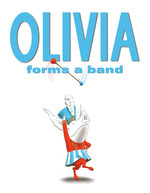 Olivia Forms a Band book