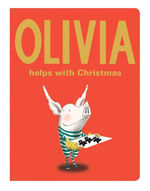 Olivia Helps with Christmas book