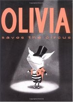 Olivia Saves the Circus book