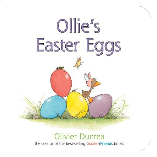 Ollie's Easter Eggs book