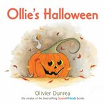 Ollie's Halloween book