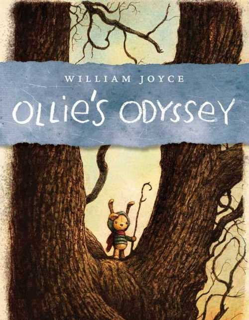 Ollie's Odyssey Book