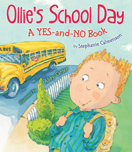 Ollie's School Day book