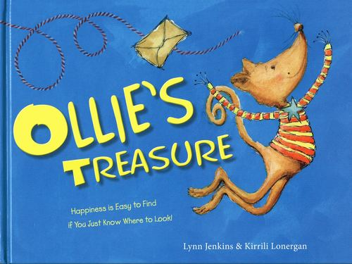 Ollie's Treasure book