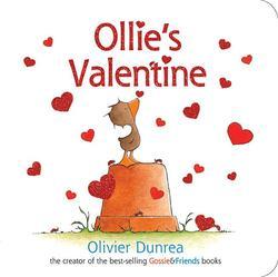 Ollie's Valentine book