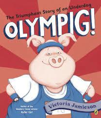 Olympig! book