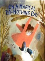 On a Magical Do-Nothing Day book