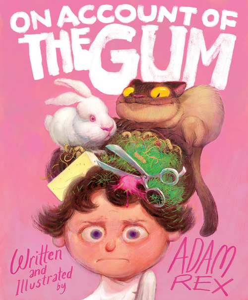 On Account of the Gum book