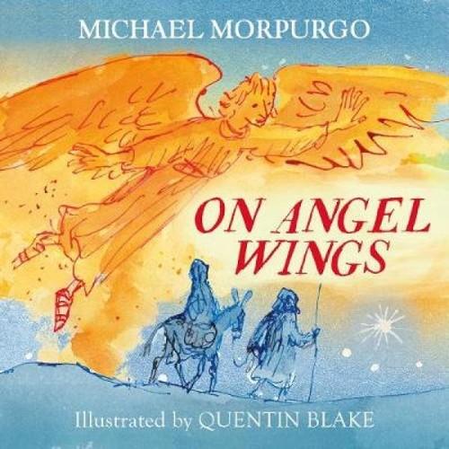 On Angel Wings book