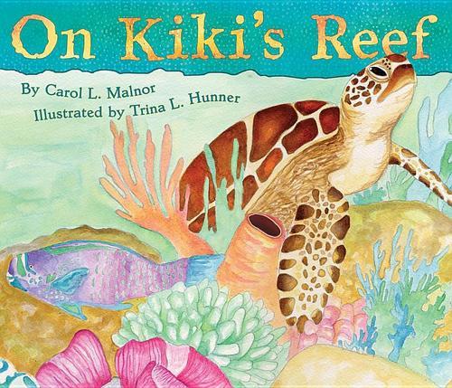 On Kiki's Reef book
