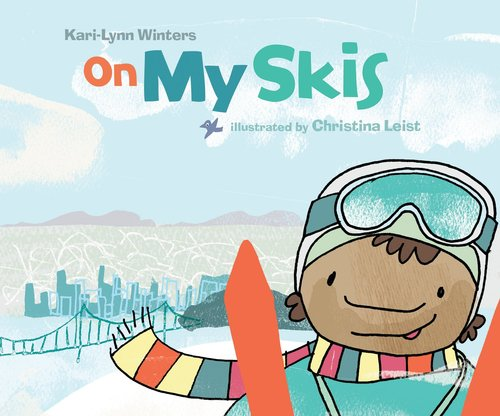 On My Skis book