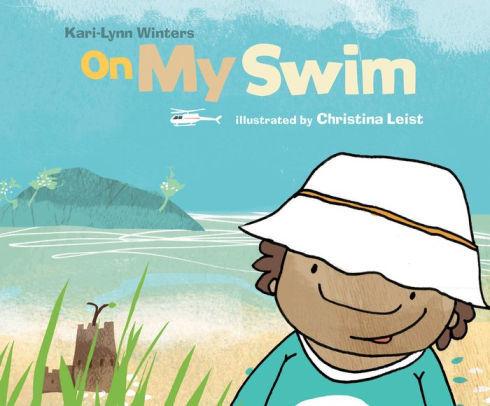 On My Swim Book