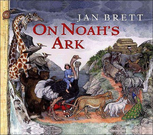 On Noah's Ark book