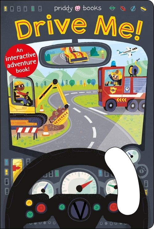 On the Move: Drive Me book